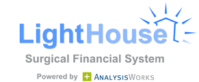 LightHouse Surgical Financial System powered by AnalysisWorks